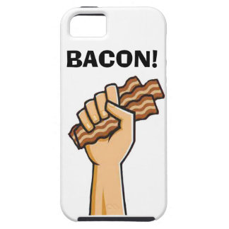 """BACON!"" cell phone case iPhone 5 Covers"