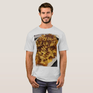 Bacon Cheese Waffle Fries T-Shirt