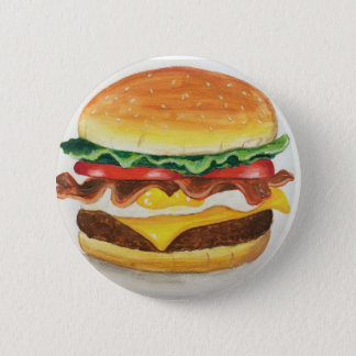 Bacon Egg & Cheeseburger Button