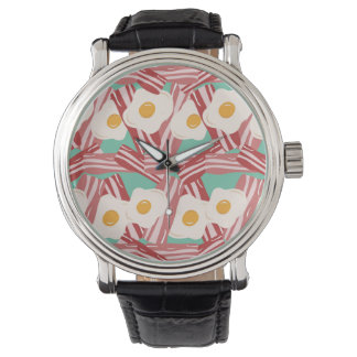 Bacon&Egg Wristwatch