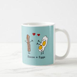 Bacon + Eggs Coffee Mug