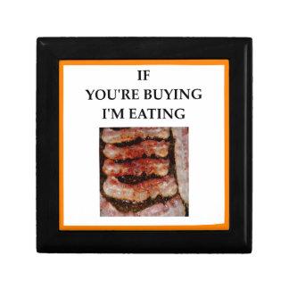bacon gift box