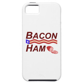 Bacon Ham Campaign Case For The iPhone 5