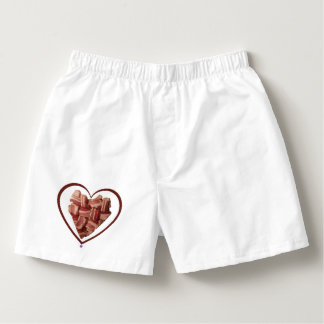 Bacon Heart Boxers