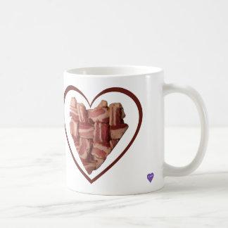 Bacon Heart Mug
