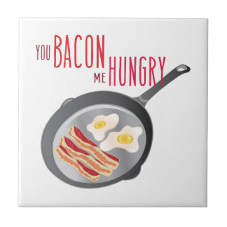 Bacon Hungry Tile