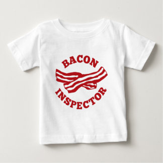 Bacon Inspector Baby T-Shirt