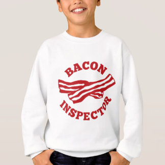 Bacon Inspector Sweatshirt