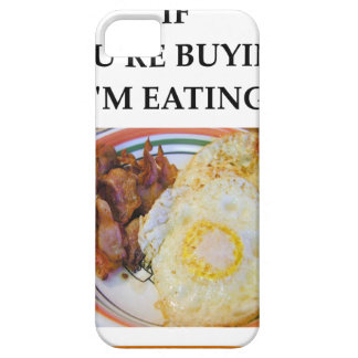 BACON iPhone 5 COVER