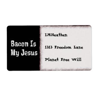 Bacon Is My Jesus