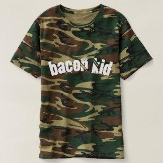 bacon kid rules t-shirt