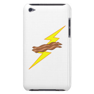 Bacon Lightning Barely There iPod Covers