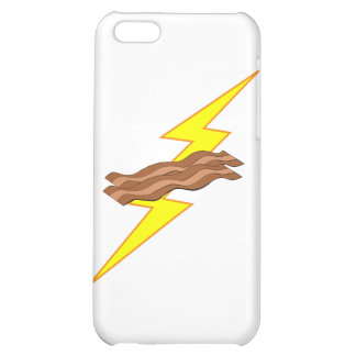 Bacon Lightning iPhone 5C Cover
