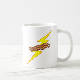 Bacon Lightning Mugs