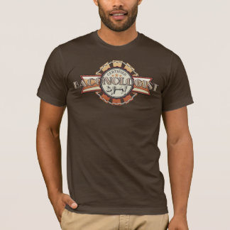 Bacon LOVE certified Baconologist T-Shirt