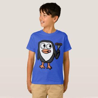 Bacon lovin Penguin Shirt