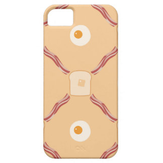 Bacon meat candy foodie funny hipster pattern cute iPhone 5 cover