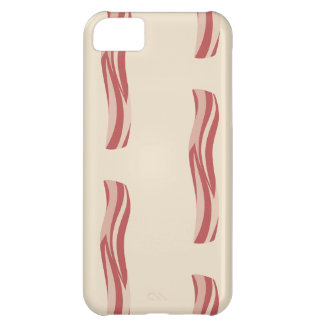 Bacon meat candy foodie funny hipster pattern cute cover for iPhone 5C