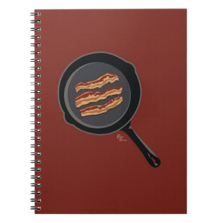 Bacon Notepad Notebook