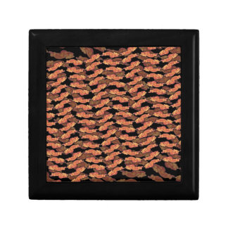 Bacon Pattern Gift Box