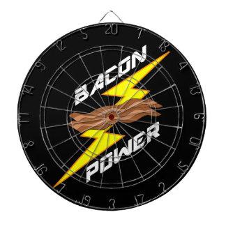 Bacon Power Dart Board