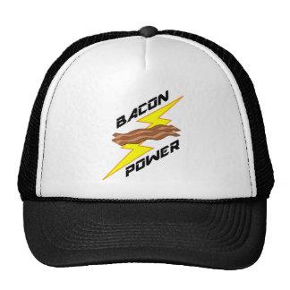 Bacon Power Trucker Hat