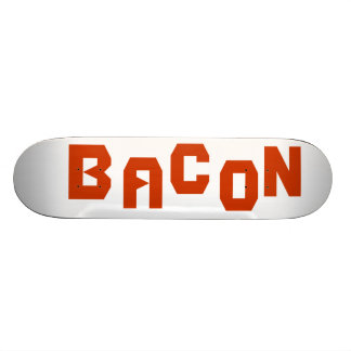 BACON SKATEBOARD DECK