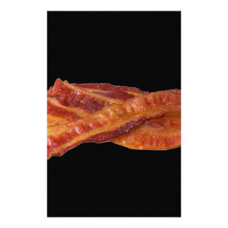 """Bacon"" Stationery Design"