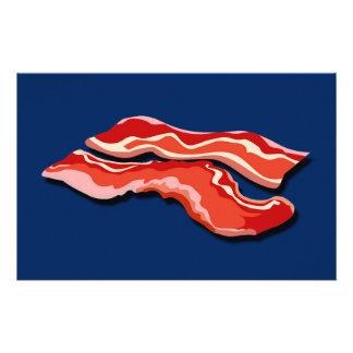 Bacon Stationery Design