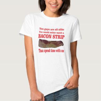 Bacon strip shirts