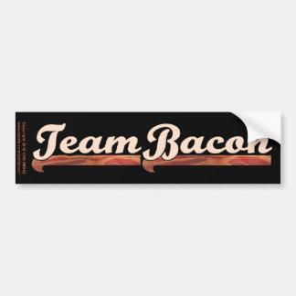 Bacon Team Bumper Stickers
