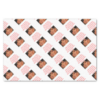 bacon tissue paper