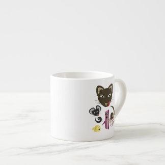 Bacon Unites Friends and Foes Espresso Mug