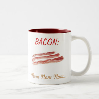 Bacon: Up In Your Mug