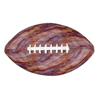 Bacon Wrapped Football