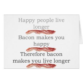 baconlogicwithbacon card