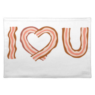 BACONS PLACEMAT