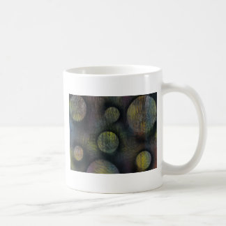 Bacteria enmeshed coffee mug
