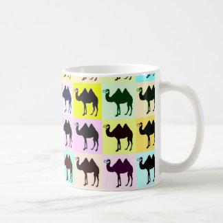 Bactrian Camel Goes Pop Mug