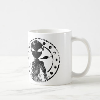 Bad Alien T's Coffee mug