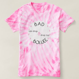 Bad and Boujee Pink T-shirt