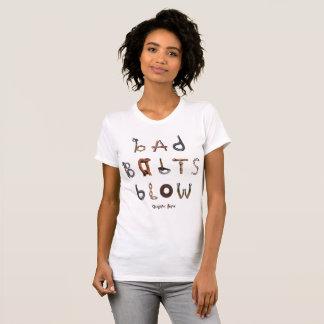 Bad Bolts Blow - Alternative Apparel Crew Neck T-Shirt