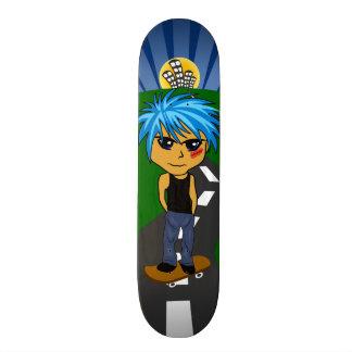 Bad Boy Skater Skateboarding Skateboard Deck Skate Board