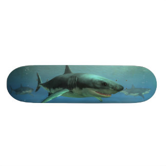 Bad Boys of the Deep Skateboard