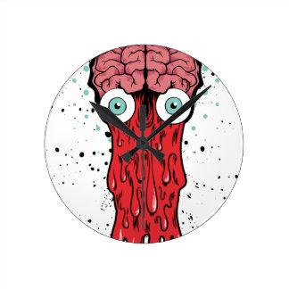 bad brain round clock