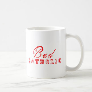 Bad Catholic Mug