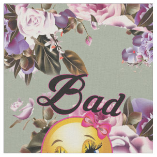 Bad Chick Fabric