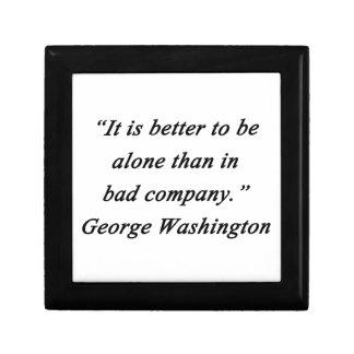 Bad Company - George Washington Gift Box