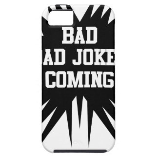 Bad dad jokes coming iPhone 5 case