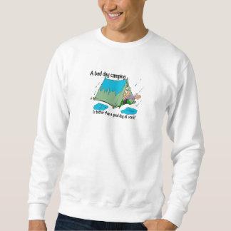 Bad Day camping Sweatshirt